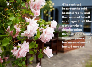hospice #care #flowers #quote #support