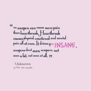 25 Sad Quotes About Pain