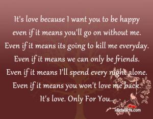 Alone, Everyday, Friend, Friends, Happy, Kill, Love, Night, Spend