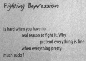 Black and White depressed depression suicidal suicide lonely quotes ...
