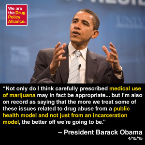 Obama Expressed Support For Medical Marijuana, But Will He Do ...
