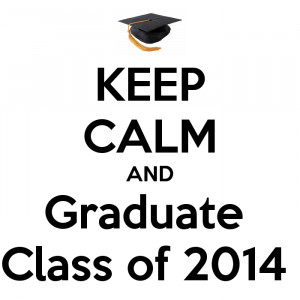 Class of 2014 Information