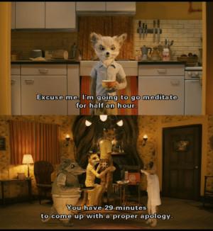 fantastic mr. fox kristofferson felicity fox kylie ash quotes