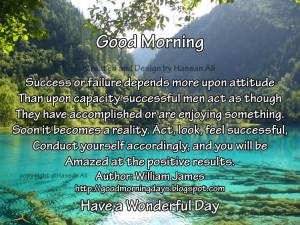 Morning Quotes & Sayings (Mornings, Dawn, Waking Up, etc)