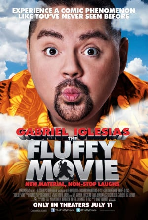 """Official Poster for """"The Fluffy Movie"""""""