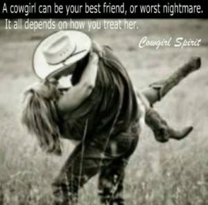 Random Cowgirl Quotes
