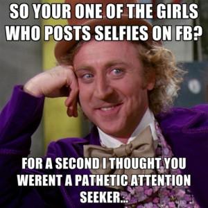 Posts Selfies