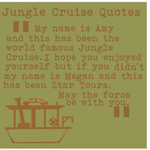 Jungle Cruise Quotes's Polyvore - Polyvore