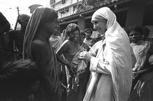 Mother Teresa and the Poverty of Calcutta