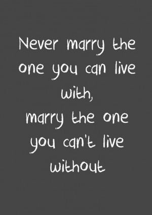 cute quote marriage: Quotes Marriage, Quote Marriage, Beuty Quotes ...