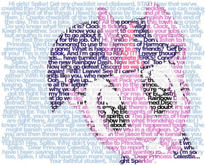 Twilight Sparkle quotes without background by Rinsowaty