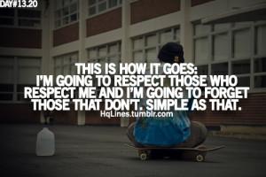 ... , care, girl, hqlines, life, love, respect, skateboard, skater, swag