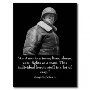George Patton Guns