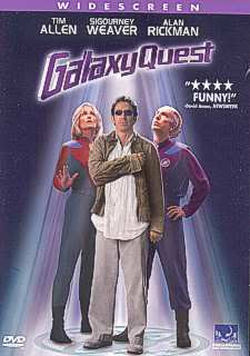 """... the line from Galaxy Quest – """"Never give up, never surrender"""