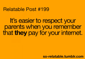 Quotes On Respecting Parents #1