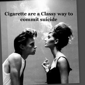 Smokers Die