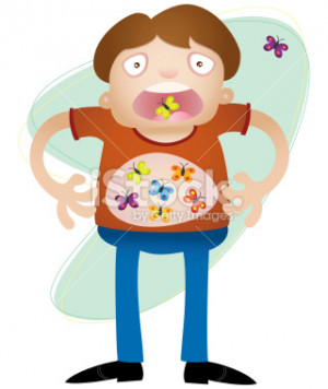 butterflies in stomach early pregnancy , butterflies in stomach quotes ...