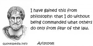 Famous quotes reflections aphorisms - Quotes About Philosophy - I have ...