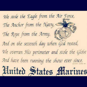 best marine quotes