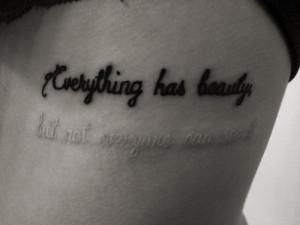 ... quote tattoos tumblrtattoo quotes photos Unique Tattoo Quotes lVgSCNwO