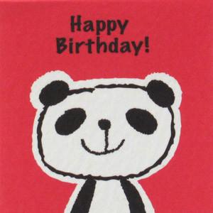 Happy Birthday Panda Laura...
