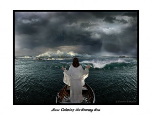 Jesus Calms the Storm QUOTE | Posted by Dawn Phythian at 10/29/2012 10 ...