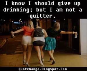 Very Funny Drinking/Alcohol Quotes