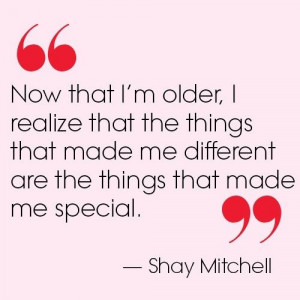 Shay Mitchell who plays Emily Fields