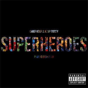 """Chief Keef Announces New """"Superheroes"""" Single Featuring ASAP Rocky"""