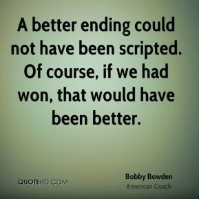 Bobby Bowden Top Quotes