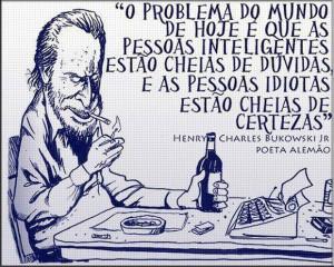 """Busque por """"Bukowski frases"""" no Google, compartilhe algo com seus ..."""