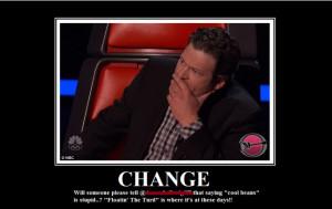Blake Shelton Inspirational Tweet 4