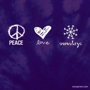 10 Reasons I Love a Snow Day