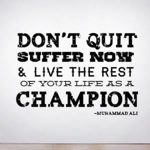 Home » Don't Quit, Suffer