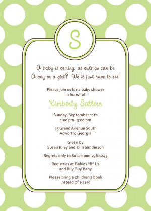 ... Quotes, Showers Ideas, Baby Showers Invitations, Unknown Gender Baby