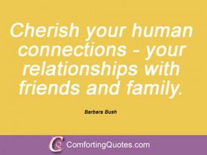 25 Sayings By Barbara Bush