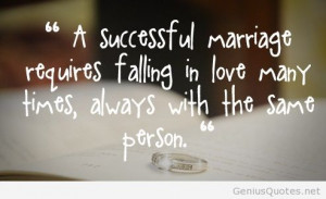 Marriage with Christian quotes!