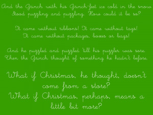 grinch sayings quotes