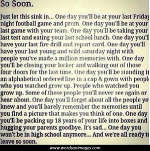 High school graduation quotes
