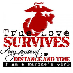True Love: A Marine's Girl