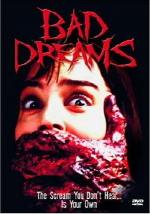 Bad Dreams (1988) movie poster