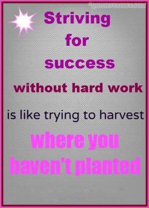 success quotes work hard success quotes work hard success quotes work ...