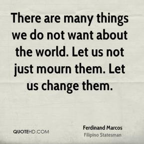 Ferdinand Marcos Top Quotes