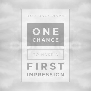 First Impression quote #2