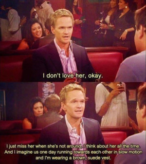 Barney, How I met your mother quotes
