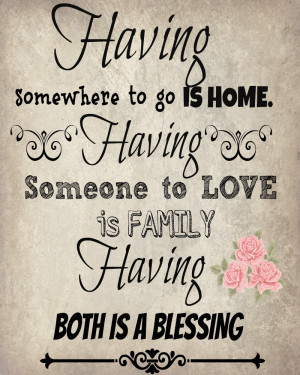 Welcome Home quote #1