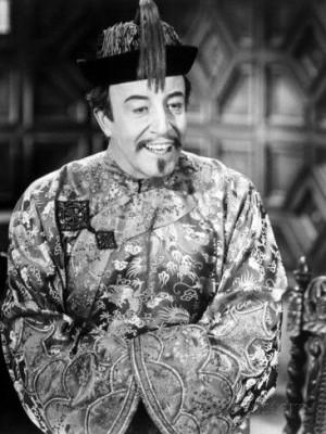Pater Sellers as Inspector Sidney Wang is based on Earl Derr Biggers ...