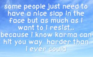 karma sayings for facebook facebook status karma quotes funny karma ...