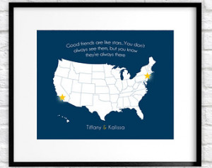 friends quotes typography distance long distance friendship quotes ...