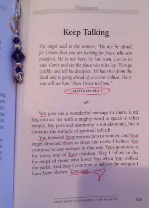 Keep Talking...